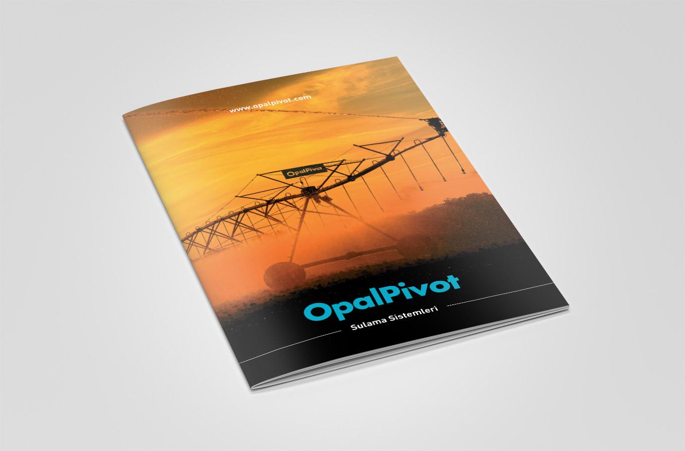 Opal Pivot Katalog Çalışması