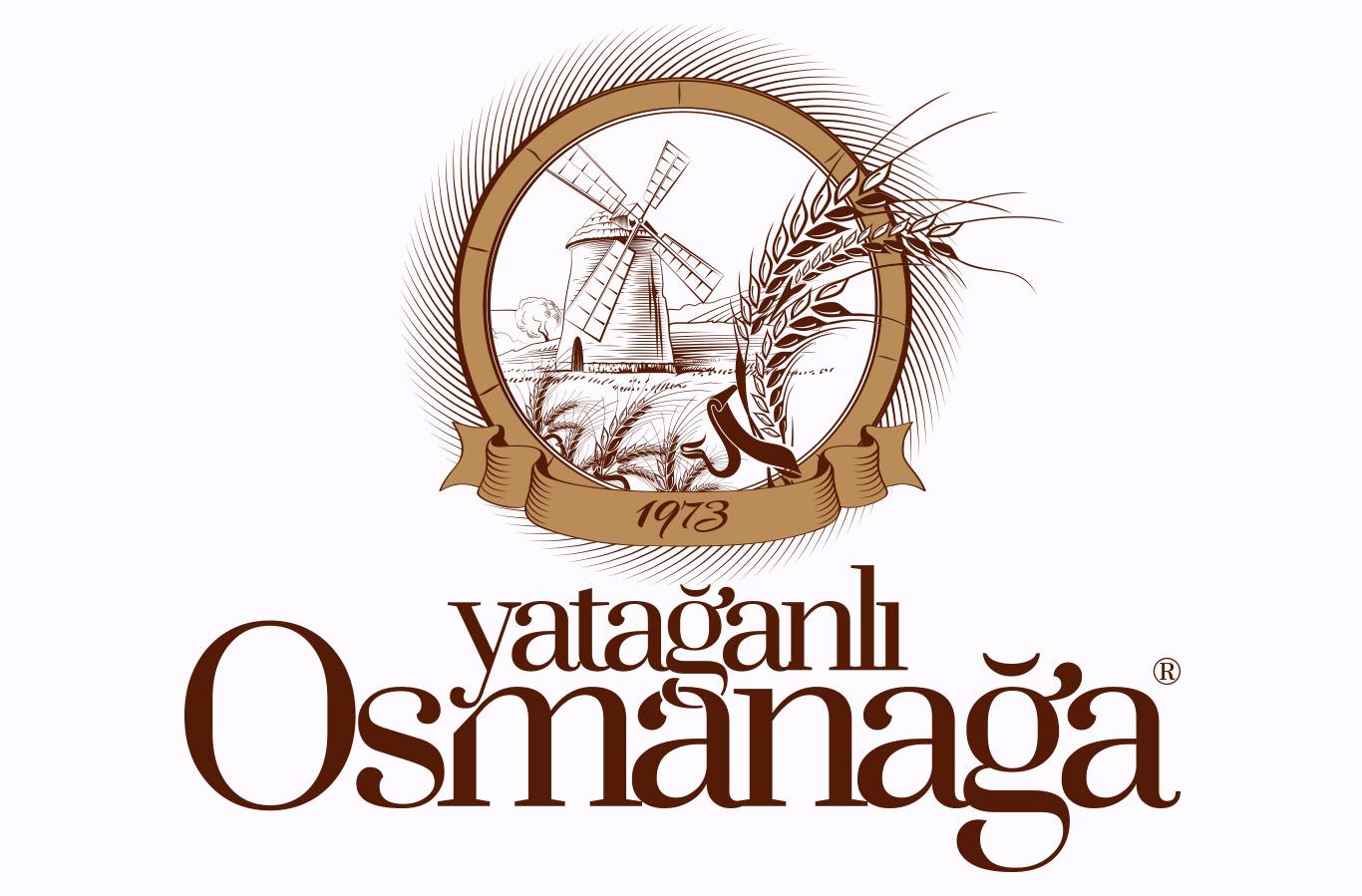 Yatağanlı Osmanağa Logo Çalışması